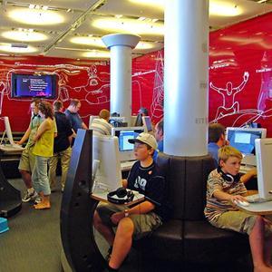Интернет-кафе Усть-Уды