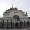 Железнодорожные вокзалы в Усть-Уде