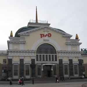 Железнодорожные вокзалы Усть-Уды